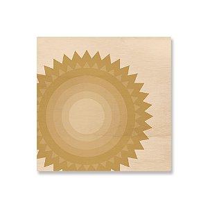 Print - Sol Geométrico