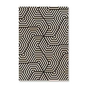 Print - Snorkel Pattern Preta