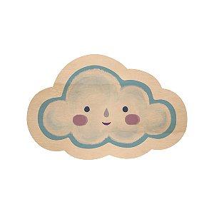 Silhouette de Madeira - Nuvem