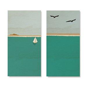 Kit MooMoo - Sea Time 1 e 2