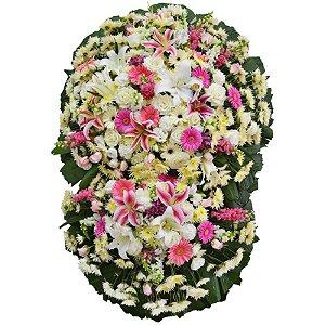 V - Coroa de Flores Honra
