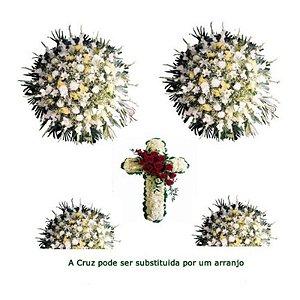 Z2 - Flores para Velório - Conjunto Simples