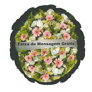 H - Coroa de Flores Homenagem