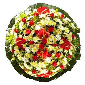 G - Coroa de Flores Amor