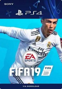 Fifa 19 Ps4 Mídia Digital Código PSN