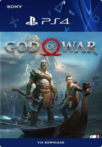 God Of War Ps4 Mídia Digital Código PSN