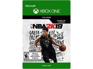 NBA 2K19 XBOX ONE Digital Código 25 Dígitos