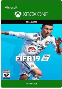 Fifa 19 Xbox One Digital Código 25 Dígitos