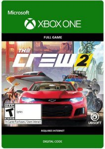 The Crew 2 - Xbox One Mídia Digital