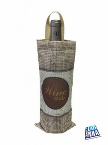 Porta Vinho (13x30cm)