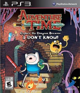 Adventure Time Explore the Dungeon Because I DONT KNOW PS3 PSN MÍDIA DIGITAL