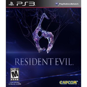 Resident Evil 6 PS3  PSN Mídia Digital