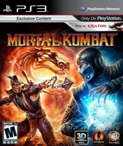 Mortal Kombat 9 PS3 PSN Mídia Digital Kombat Komplete Edition