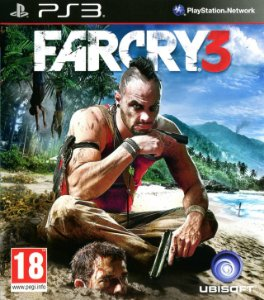 Far Cry 3 PS3 PSN Mídia Digital
