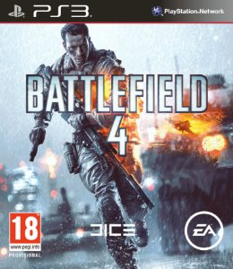 Battlefield 4 PS3 PSN Mídia Digital