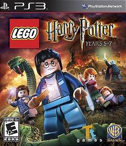 Lego Harry Potter 5-7 PS3 PSN Mídia Digital