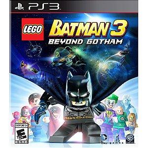 Lego Batman 3 Beyond Gotham Ps3  PSN