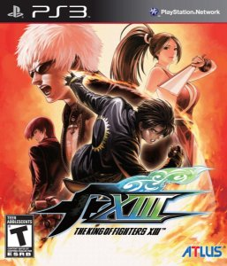 The King Of Fighters XIII 13 PS3  PSN Mídia Digital