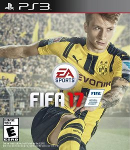 Fifa 17 PS3 PSN Mídia Digital