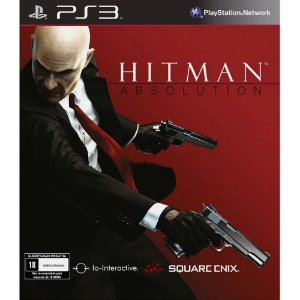 Hitman Absolution PS3 PSN mídia Digital