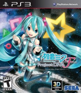 Hatsune Miku PS3 PSN Mídia Digital