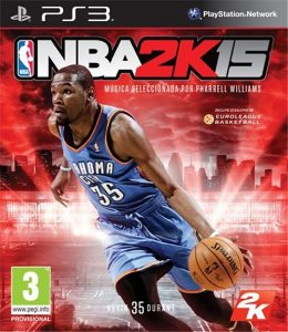 NBA 2K15 PS3 PSN Mídia Digital