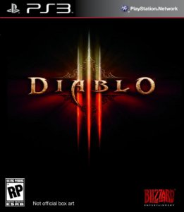 Diablo 3 PS3 PSN Mídia Digital DIABLO 3