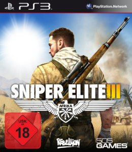 Sniper Elite 3 PS3  PSN Mídia Digital