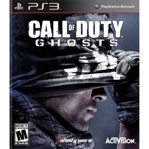 Call Of Duty Ghosts PS3 PSN Mídia Digital Promoção