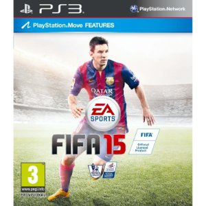 Fifa 15 PS3 PSN Mídia Digital