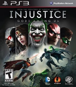 Injustice Gods Among PS3 PSN Mídia Digital
