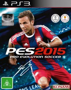 PES 15 PS3 2015 Pro Evolution Soccer  PSN Mídia Digital