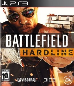 Battlefield Hardline PS3 PSN Mídia Digital