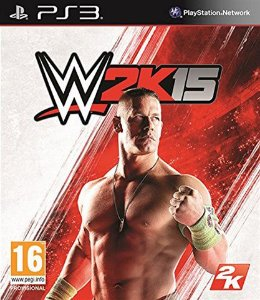 WWE 2K15 PS3 PSN Mídia Digital