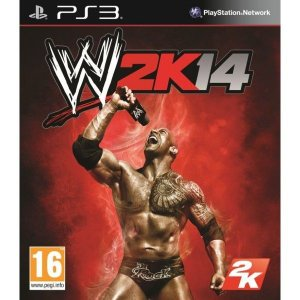 WWE 2K14 PS3 PSN Mídia Digital