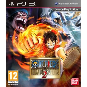 One Piece Pirate Warrior 2 PS3 PSN Mídia Digital