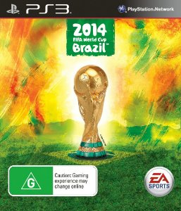 Fifa World Cup Brazil 2014 PS3 PSN Mídia Digital