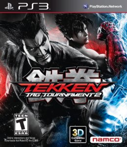 Tekken Tag Tournmant 2 PS3  PSN Mídia Digital