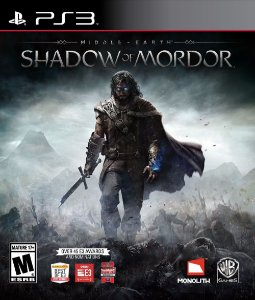 Shadow Of Mordor Middle Earth PS3  PSN Mídia Digital