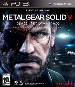 Metal Gear Solid V Ground Zeroes PS3 PSN Mídia Digital