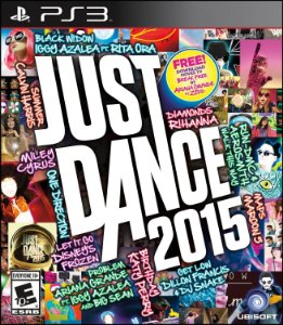 Just Dance 2015 PS3 PSN Mídia Digital