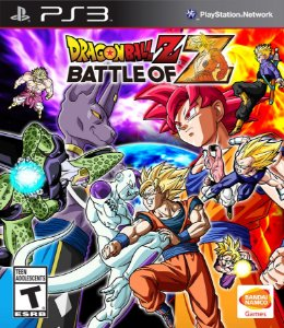 Dragon Ball The Battle Of Z PS3 PSN Mídia Digital
