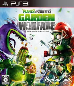 Plants Vs Zombies Garden Warfare  PS3  PSN Mídia Digital