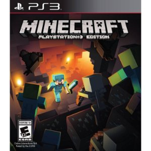 Minecraft PS3 PSN Mídia Digital