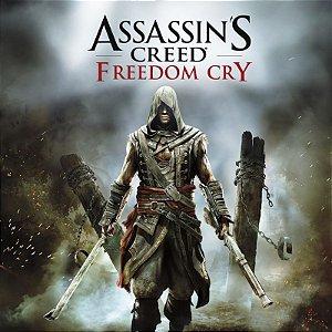 Assassins Creed Freedom Cry PS3 PSN Mídia Digital