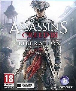 Assassins Creed Liberation HD PS3 PSN Mídia Digital promoção