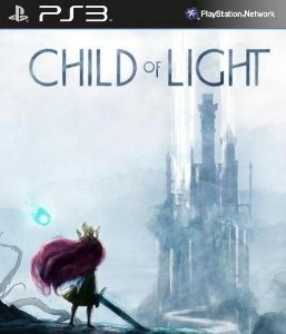 Child Of Light PS3 PSN Mídia Digital
