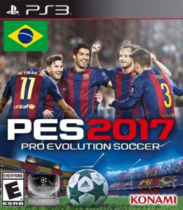 Pes 2017 PS3 Pro Evolution Soccer   PSN Mídia Digital