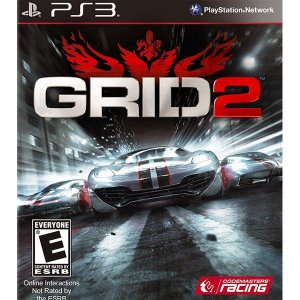 Grid 2 PS3 PSN Mídia Digital