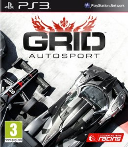 Grid Autosport PS3 PSN Mídia Digital